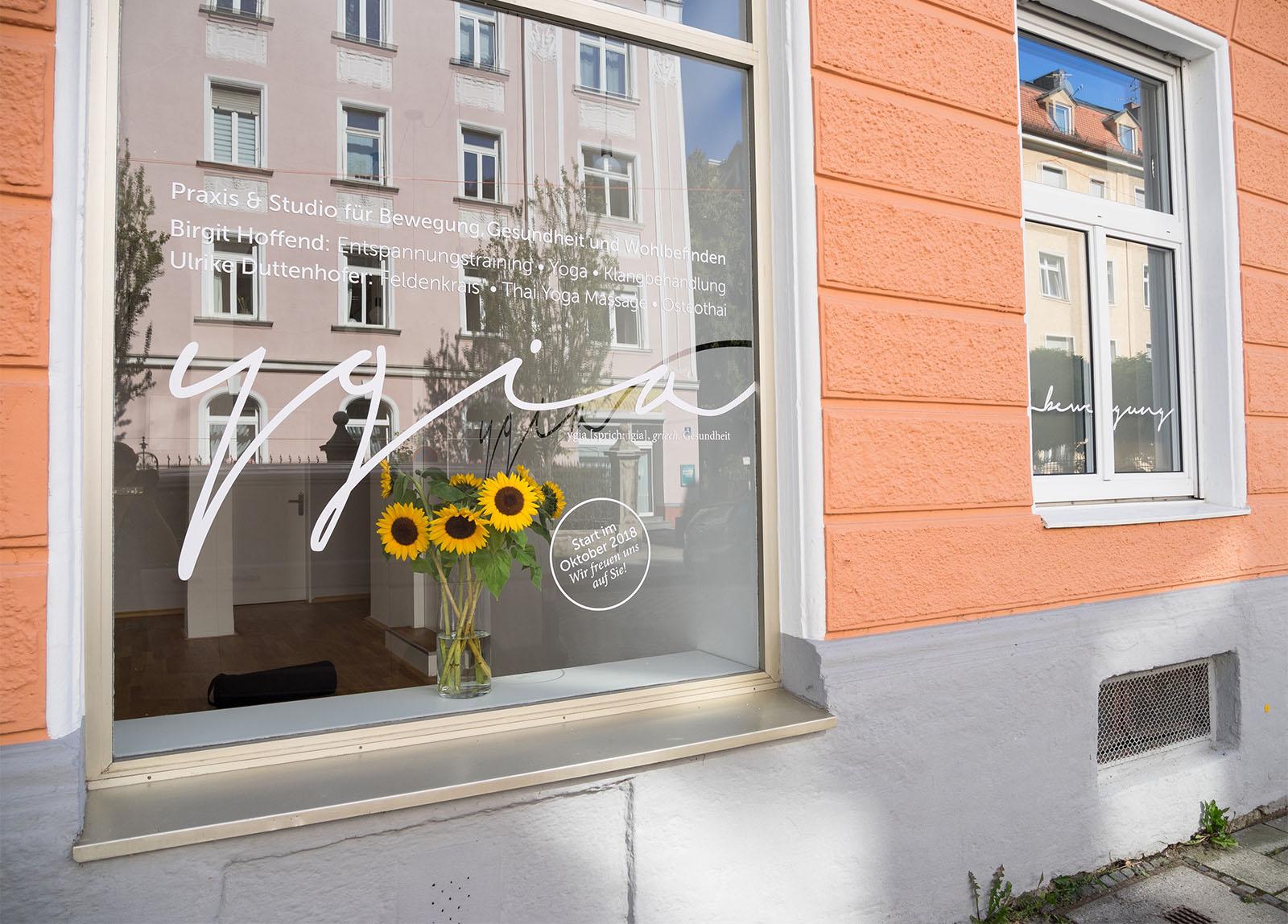 Studio Ygia, Ysenburgstraße 16, 80634 München